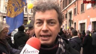 video www.liberi.tv Registrazione effettuata da liberi.tv il 25/12/2013 a Roma Interviste a Emilio Martucci - Tesoriere dell'Associazione Radicale per la
