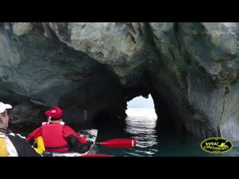 Seakayak trips in Northern Patagonia Chile with YAK EXPEDICIONES