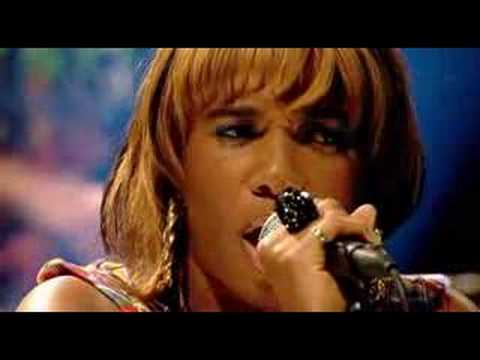 Santogold - L.E.S. Artistes live on Later With Jools Holland
