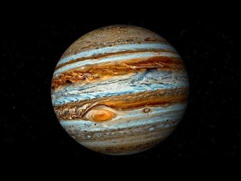 Юпитер Полёт в систему Юпитера