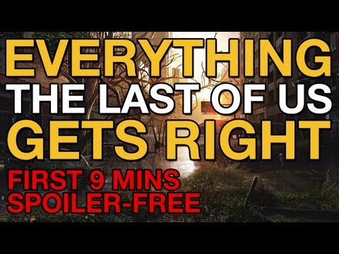 Everything The Last of Us Gets Right - Spoiler Free for 9mins (VideoGamer.com)