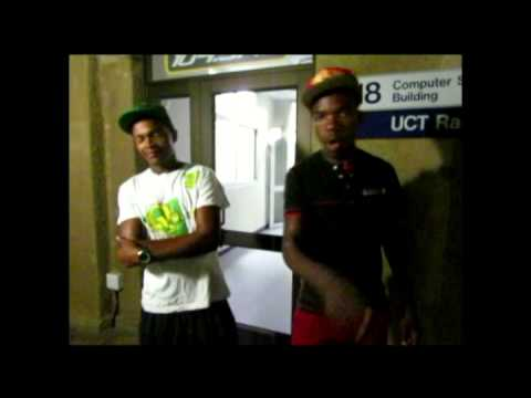 R.O.M.S Street Talk (UCT Radio Interview). Produced by Terror DaPromoter