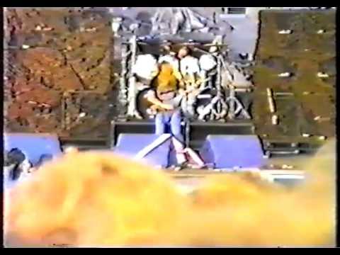 Megadeth - Mary Jane (Live In Donington 1988)