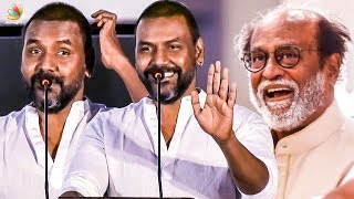 Rajini Reacts to CRITICISMS Against Him : Raghava Lawrence Speech | Superstar