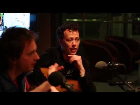 'Sherlock Holmes' live acoustic on 774 ABC - 11Sep13