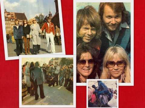ABBA W WARSZAWIE -październik 1976