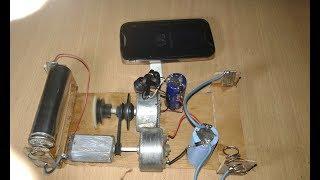 Listrik gratis dari generator how to make free energy ceelphone