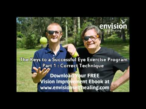 ESH #13 | The Keys to a Successful Eye Exercise Program Part One