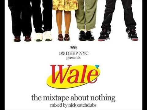 曲のイメージをカバー The Crazy によって Wale