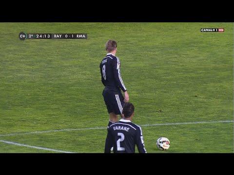 Toni Kroos vs Rayo Vallecano (A) 14-15 720p HD