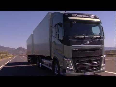 Volvo Trucks - High uptime is a guarantee with the all-new Telematics Gateway (new Volvo FH)