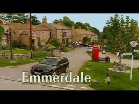opening credits of coronation street and emmerdale essay Itv has today unveiled a major rebrand for emmerdale, which includes new  opening titles and updated logos the soap's new look will appear.