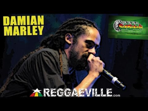 Damian Marley - There For You @Rototom Sunsplash 2013 [August 24th]