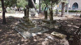 """""""Мамилла-древнее кладбище в Иерусалиме"""""""