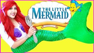 The Little Mermaid TOYS video kids Magic monday Disney Princess Ariel juguetes