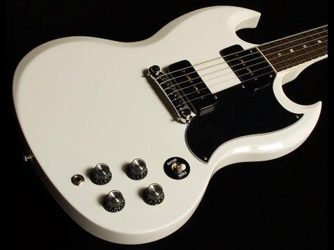 Gibson 50th Anniversary Pete Townshend SG• SN: 122911399