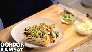 Gordon Ramsay's Huevos Rancheros Recipe
