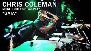 "Meinl Drum Festival – Chris Coleman ""GAIA"""