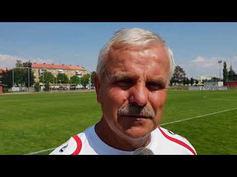 Karel Krejčík hodnotí výhru juniorky nad Slavií