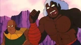 Kinnikuman movie: Evil Wrestler (first encounter)