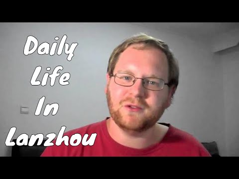 Living in China - My Daily Life