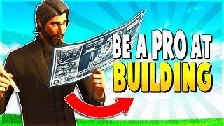 4 SECRETS to be a PRO BUILDER | Fortnite Battle Royale Tips and Tricks