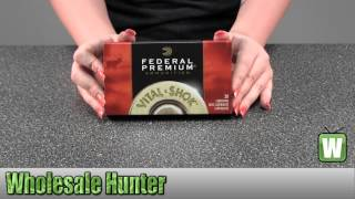 Federal Cartridge 30-06 Springfield 180Gr Nosler AccuBond P3006A1 Ammunition Shooting Unboxing