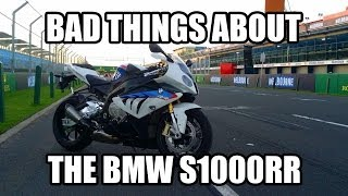 Bad Things About The BMW S1000RR