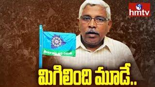 Mahakutami Row: Congress Party Gives Big Shock To TJAC | hmtv
