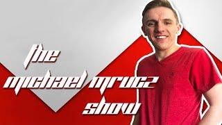 HARVICK SPANKS THE REAR WINDOW ... HARD // The Michael Mrucz Show LIVE 3/12/18