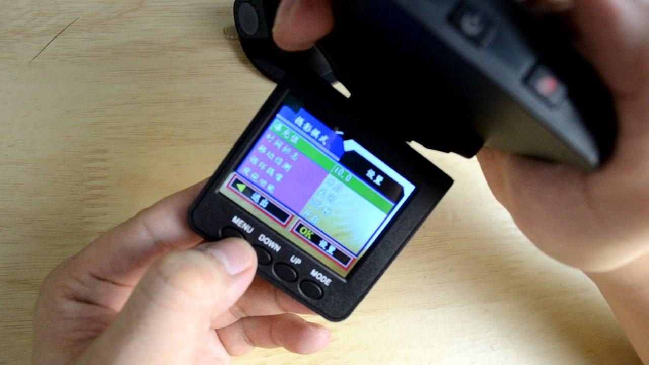 Review Digital Car DVR Camcorder HD720P (H-198 DVR-037 ...