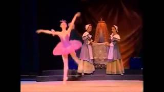 Lilac Fairy. Mariinsky retains the classical heritage.