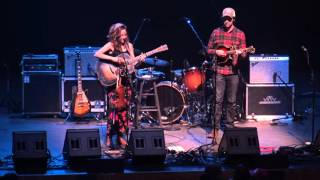 Mandolin Orange - WinterWonderGrass - Vilar PAC 2-18-16 Beaver Creek, CO SBD HD tripod
