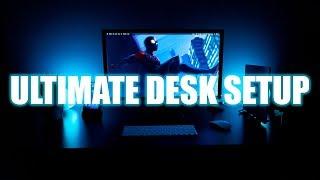 ULTIMATE Into The Spider-Verse Minimal Desk Setup 2019 x Flexispot