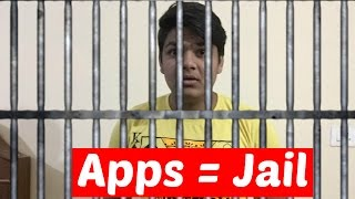 These Android Apps Can Land You In Jail..! USE SAFELY