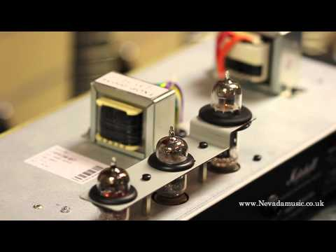Marshall Class 5 Head&Gibson Les Paul Demo - Nevada Music UK