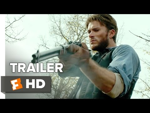 Diablo Official Trailer #1 (2016) - Scott Eastwood, Camilla Belle Movie HD