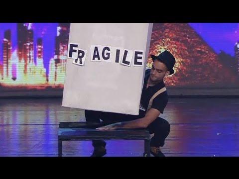 Arabs Got Talent -ابراهيم سكال - الجزائر