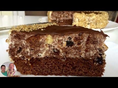 Простой быстрый рецепт торта
