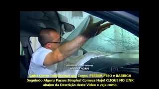 AUTO ESPORTE GLOBO 18/01/2015  Película transparente para os vidros reduz a absorção de calor