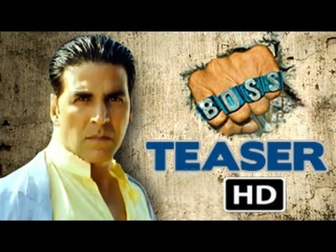 Akshay Kumar | BOSS Teaser Trailer 2013 | Releasing 16th October