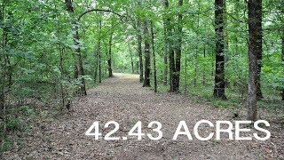 SOLD - 42 Acres - East TX - Mixed Woods & Meadows