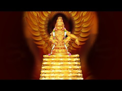 Ayyappa Swamy Songs - Annadhana Prabhuve - Jukebox video
