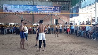 [Live] Great Volleyball Match - Duk Vs Two Brother