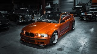 BMW E36 PANDEM By SLM S2K
