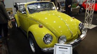 1972 Volkswagen Käfer Cabrio - Exterior and Interior - Bremen Classic MotorShow 2019