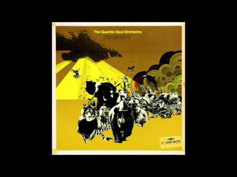 Quantic Soul Orchestra - Walking through tomorrow