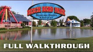 Beech Bend Park Walkthrough HD Bowling Green, Kentucky