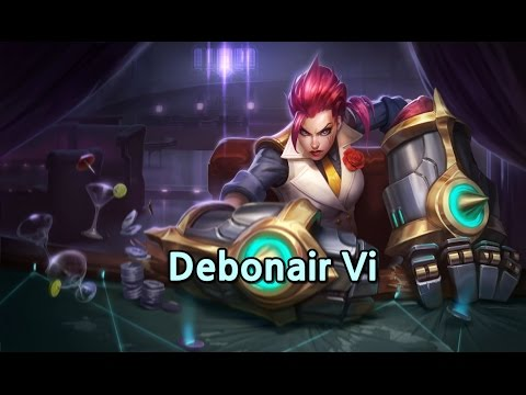 연미복 바이 (Debonair Vi Skin. Complete)