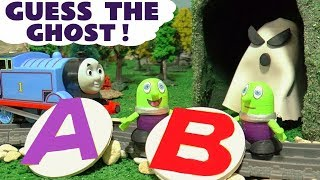 Ghost Guessing Game with the Funny Funlings and Thomas and Friends